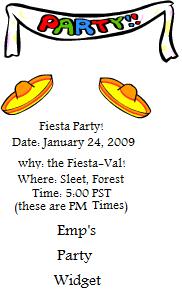 party-widget